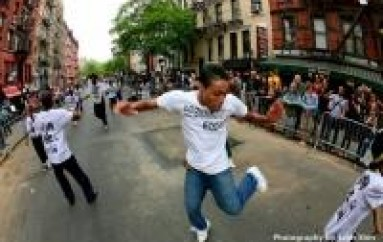 DANCING IN THE STREETS – NY DANCE PARADE TO HIT BWAY
