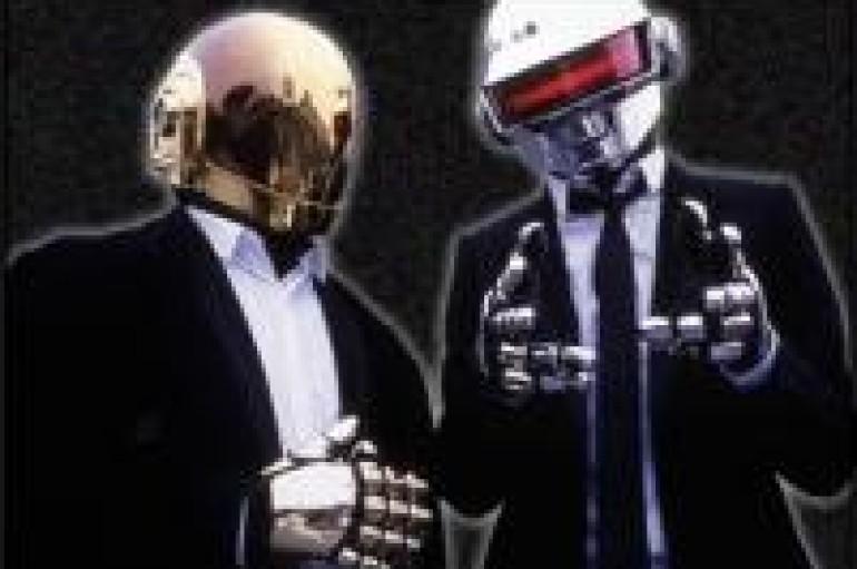 DJ OF THE WEEK 10.25.10: DAFT PUNK