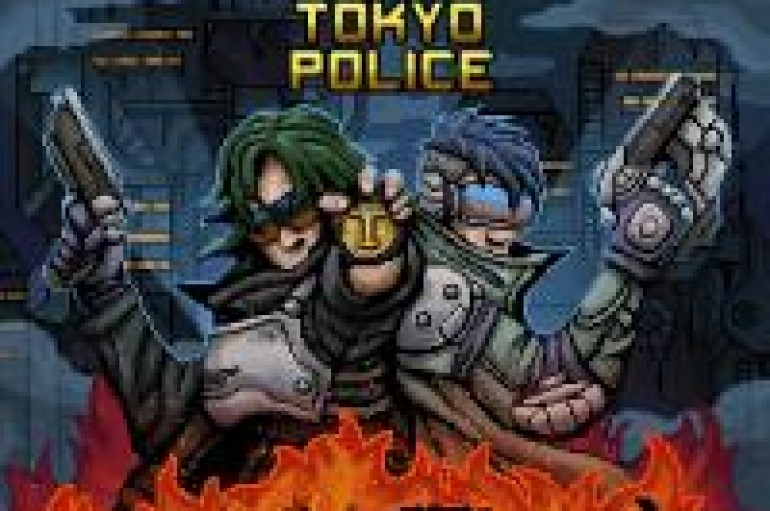 NEW MUSIC: Must Die! & CRNKN Release 'Tokyo Police' EP
