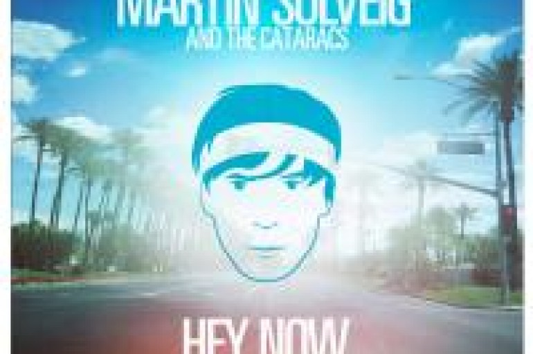 "Martin Solveig and The Cataracs ""Hey Now"" feat. Kyle"