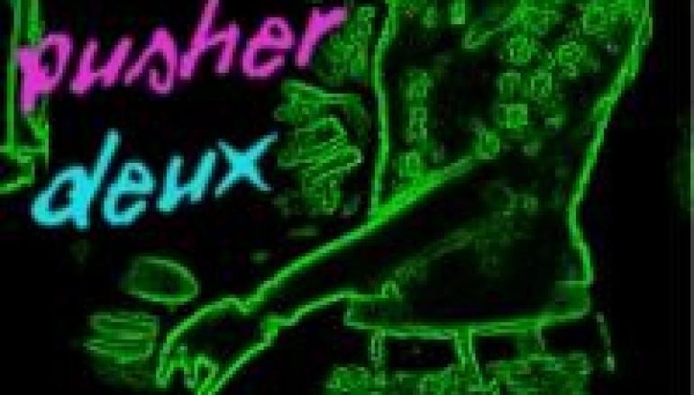 WEEKEND MIX 4.1.10: ELECTRO PUSHER