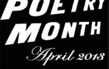 National Poetry Month Gets Busy