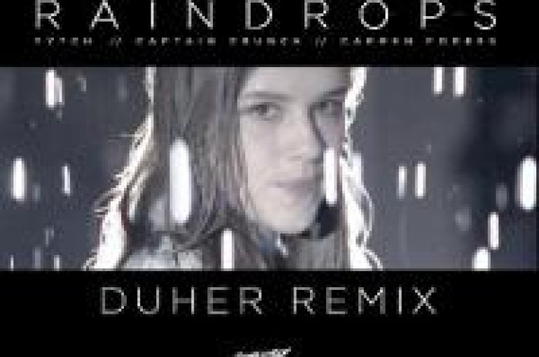 New Music: Raindrops Out Now On Strictly Rhythm [VIDEO]