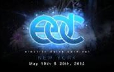 EDC NYC Line-Up Revealed