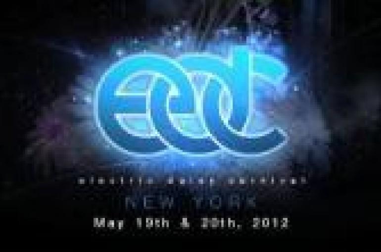 EDC NYC Line-Up Revealed