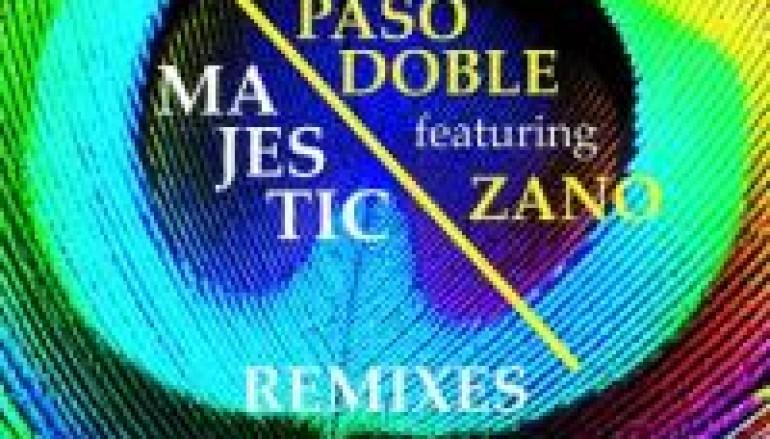 NEW MUSIC: Ocha Records – Majestic Remixes