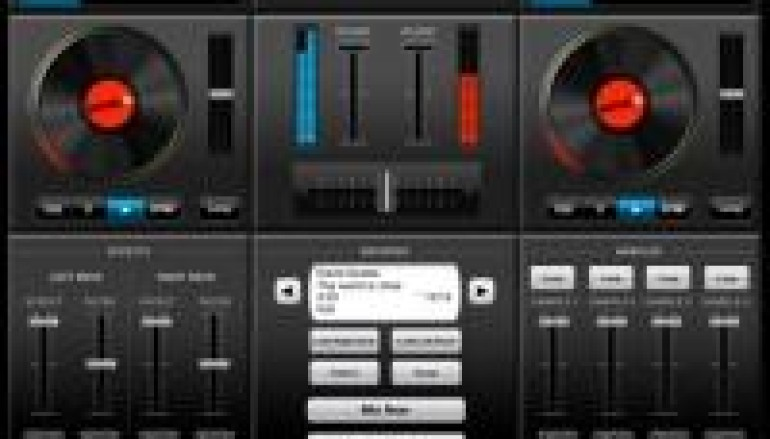 Virtual DJ Drops New App – 1200Dreams