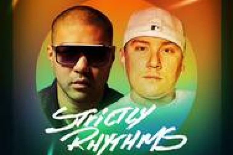 Wax Motif & Neoteric Present Strictly Rhythms Vol.9 [MUSIC]