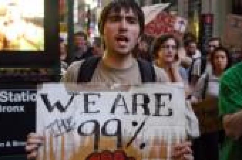 Steve Jobs And Occupy Wall Street