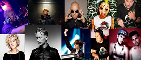 1200DREAMS DJ OF THE WEEK 2013 TOP 10