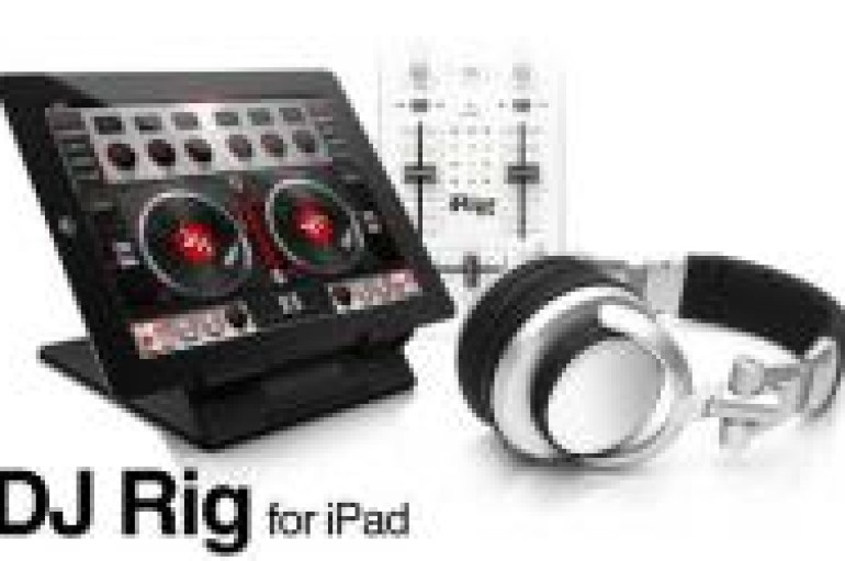 DJ Rig For Ipad Out Now Purists Scream Blasphemy