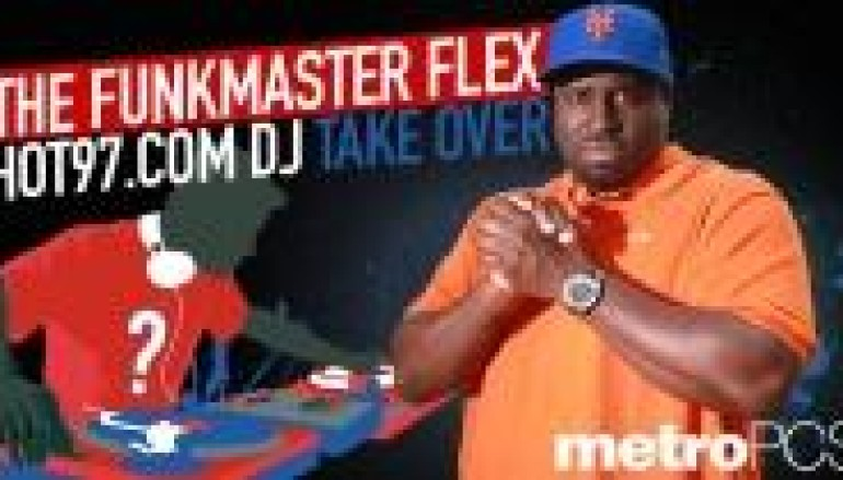 DJ'S GET YOUR SHOT ON HOT 97! FUNKMASTER FLEX DJ TAKE OVER CONTEST IN FULL SWING!