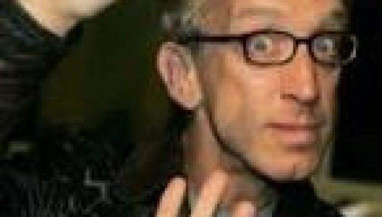 Andy Dick Takes To Trapeze At Mark Farina Party