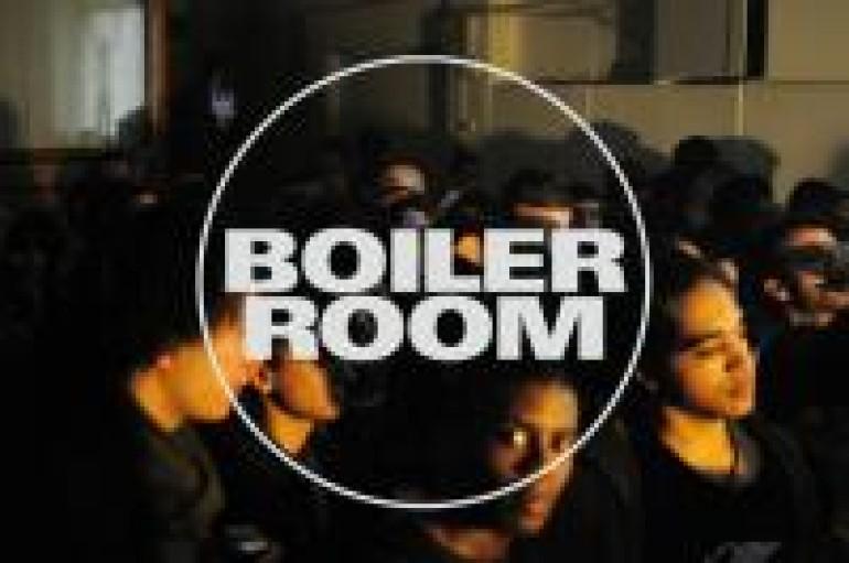 WEEKENDMIX 9.27.13: IN THE BOILER ROOM