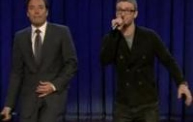 JIMMY FALLON & JUSTIN TIMBERLAKE RIP IT!