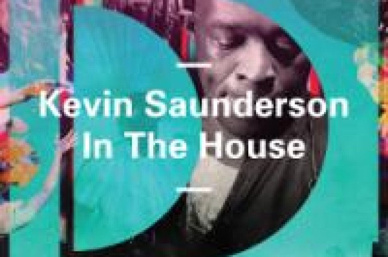Kevin Saunderson Is In The House With New 2 CD Mix