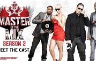 DJs On Primetime in New Master of The Mix